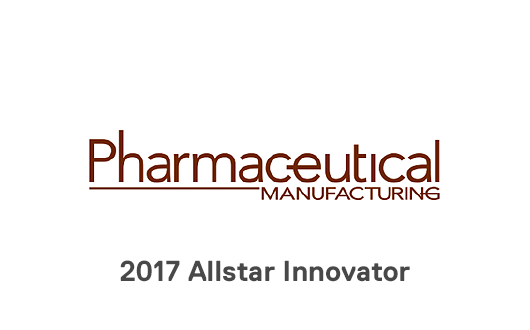Recognition: Pharmaceutical Manufacturing